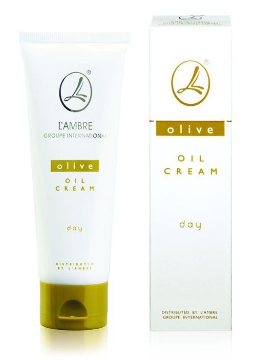 Olivový denní krém Lambre 80ml