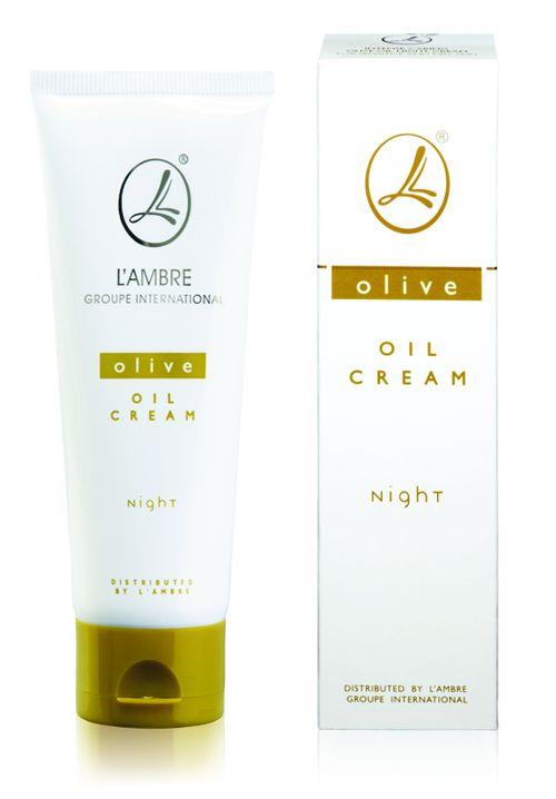 Olivový noční krém Lambre 80ml