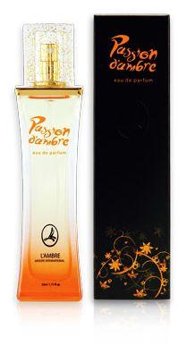 Parfémovaná voda Lambre Passion d´ambre 50ml